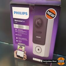 Philips WelcomeEye Link Video Doorbell / NEW / Free shipping