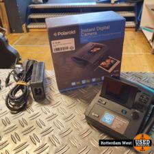 Polaroid instant digital camera Z340 // Accu defect