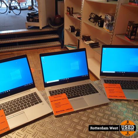 HP EliteBook 745 G5 / 128GB / 16GB / Ryzen Pro 5