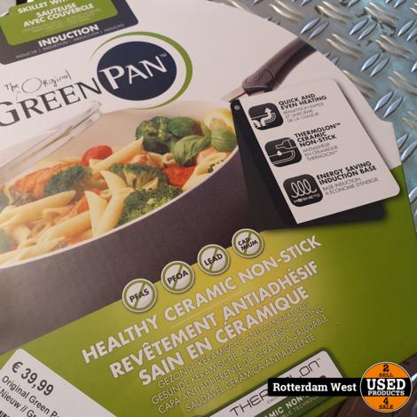 Original Green Pan 24cm Inductie // Nieuw // Gratis verzending