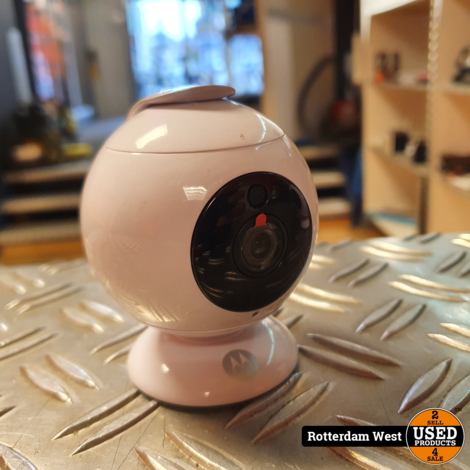 Motorola Focus89-W camera - 1080 HD - wifi - 360
