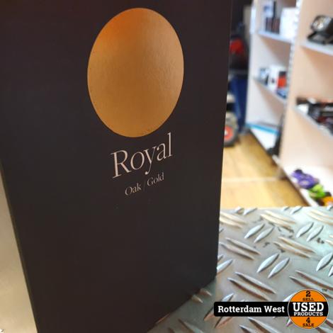Flyte  Royal Oak/Gold // NEW