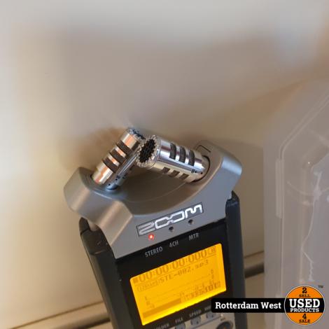 Zoom H4n Handy Recorder // Gratis verzending
