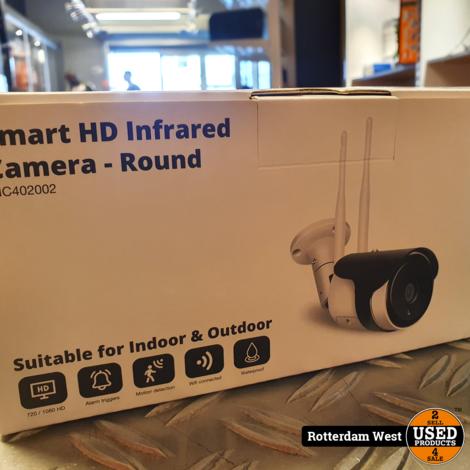 Smart HD Infrared Camera Round // NEW