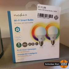 Nedis Wifi Smart Bulbs // NEW