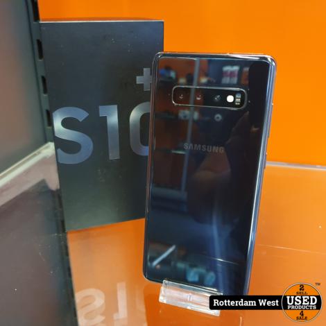 Samsung Galaxy S10 plus 128GB // Topstaat