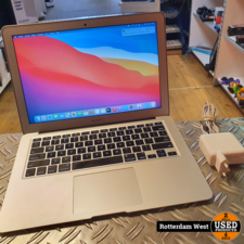 """Macbook Air 2017 13"""" / 128GB / 8GB / 1.8ghz i5 // Nieuwstaat // Free shipping"""