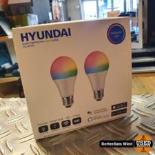 Hyundai Smart wifi bulb (2STUKS) // Nieuw