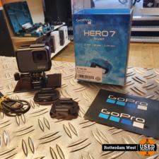 GoPro HERO7 Silver // Nieuwstaat // Gratis verzending