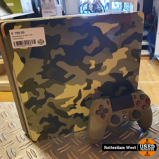 Playstation 4 Slim 1TB Camouflage // Free shipping