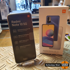 Redmi Note 10 5G 128GB // NIEUW