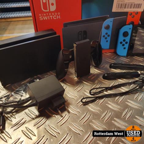 Nintendo Switch // Nieuwew versie met Verbeterde accu
