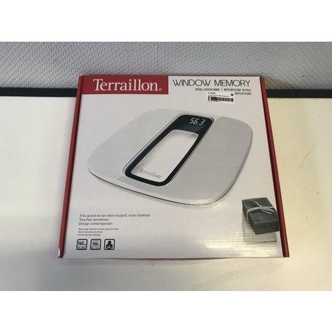 Terraillon BEA34130BK Weegschaal | Nieuw in doos