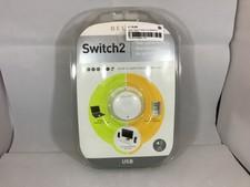 Belkin Switch 2 Switch voor Monitors | Nieuw in doos
