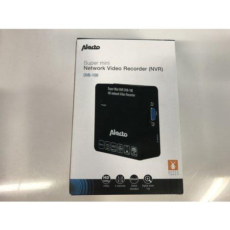 Alecto Super Mini Network Video Recorder NVR DVB-100 || met garantie ||