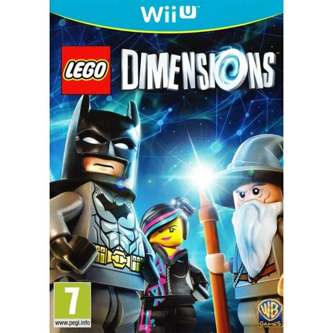 Nintendo Wii u game: Lego Dimensions
