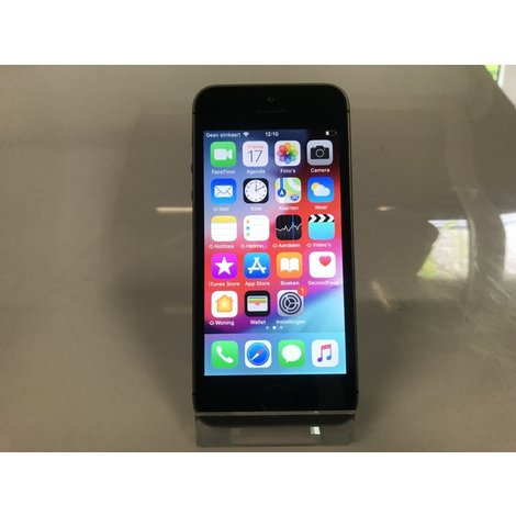 iPhone 5S 16GB Space Gray || in prima staat met garantie ||