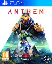 Playstation 4 game PS4: Anthem || Nieuw in seal ||