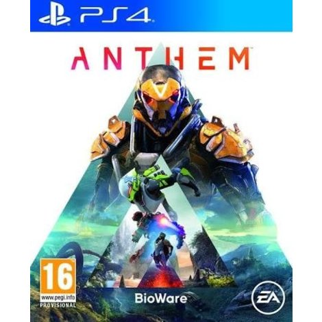 PS4 game   Anthem   Nieuw in seal