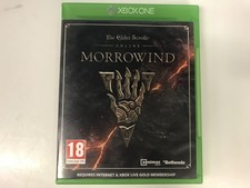 Xbox One Game: Elder Scrolls Online:morrowwind
