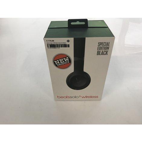 Beats Solo 3 Wireless Special Edition Black    Nieuw in doos    met garantie   