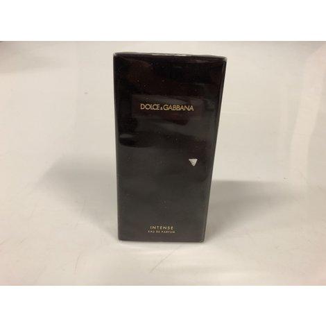 Dolce & Gabbana Intenso Eau de Parfum spray Femme 100ML NIEUW