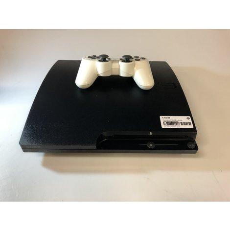 Playstation 3 slim    compleet en met garantie   