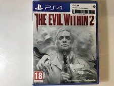 PS4 Game: The Evil Within 2