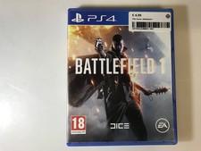 Battlefield 1 Playstation 4 || in nette staat ||