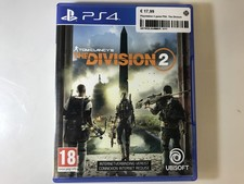 Playstation 4 game PS4: The Divison 2 || in nette staat ||