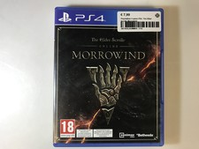 Playstation 4 game PS4: The Elder Scrolls Morrowind || in nette staat ||