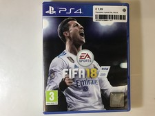 FIFA 18 Playstation 4 || in nette staat ||