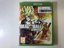 Xbox One game    Dragon Ball Xenoverse