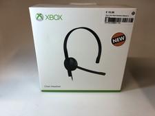 Xbox One Chat Headset    Nieuw in doos   