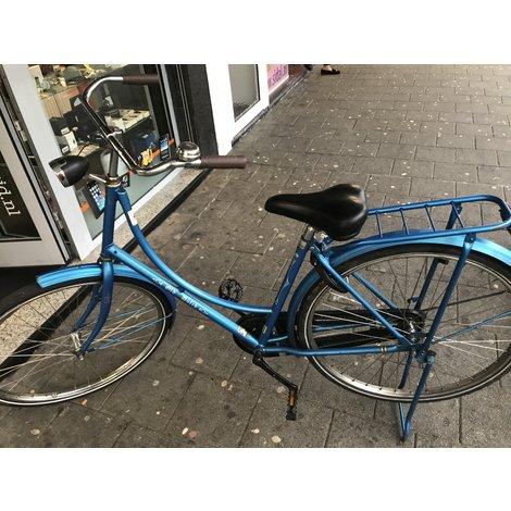 Batavus Old Dutch Damesfiets Blauw || Nette staat ||
