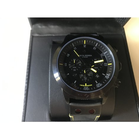Alpha Sierra Defqon lgm 30yl horloge || Nette staat ||