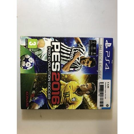 Playstation 4 game: Pes 2016