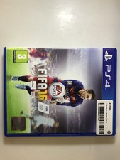 Playstation 4 game: FIFA 16