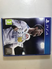 PS4 Game: Fifa 18