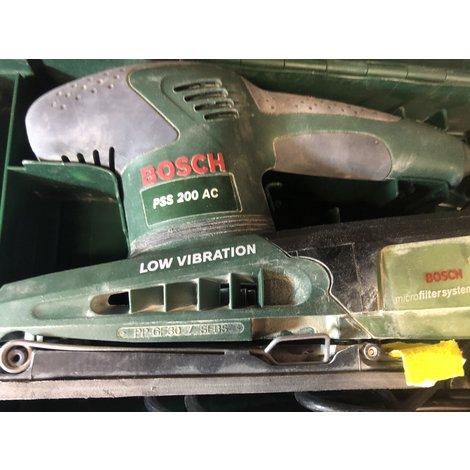 Bosch PSS 200 AC Vlakschuurmachine