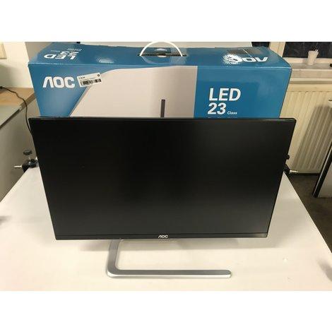 AOC 23Led Monitor | Compleet in doos | Met garantie