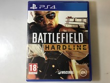 Ps4 Game: Battlefield Hardline