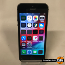 iPhone 5S 16GB Space Gray || in prima staat ||