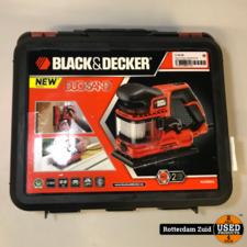 Black & Decker KA330EKAQ-QS schuurmachine nieuw