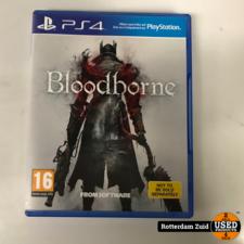 Playstation 4 game PS4: Bloodhorne