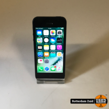 iPhone 5 16GB Black || In nette staat || Met garantie ||