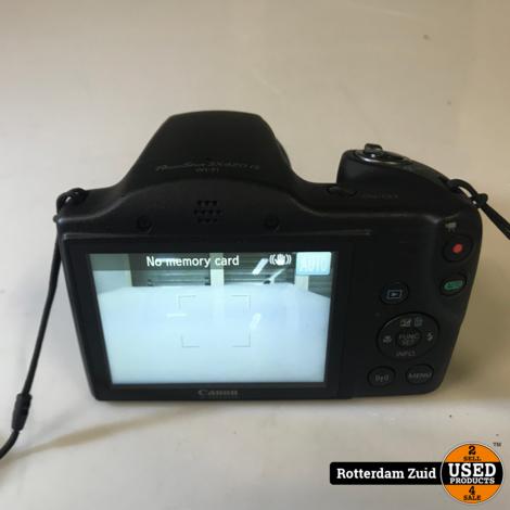 Canon Powershot SX420 IS || Compleet en met garantie ||