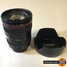 Canon 24-105mm 1:4 L IS USM || Nette staat