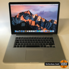 Macbook Pro 2015 15-inch i7 256gb 16gb