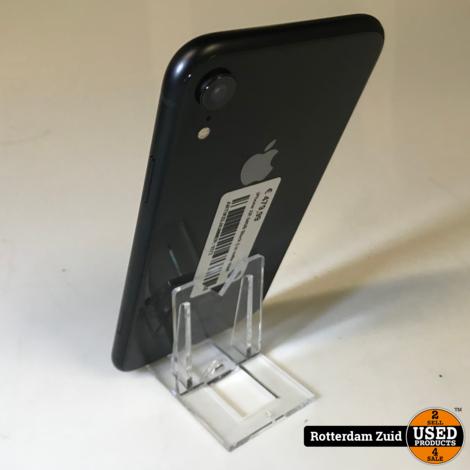 iPhone XR 64GB Black    in nette staat